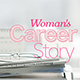 Woman's Career Story